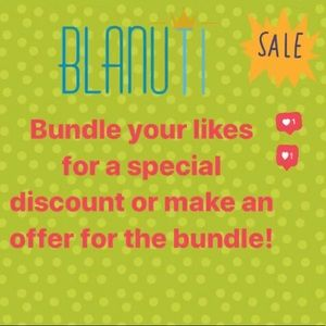♥️ Bundle your likes for a special discount ♥️